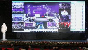 بیست و دومین جشنواره خیرین مدرسه ساز کشور برگزار شد