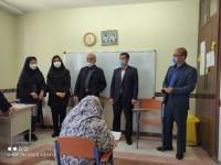 بازدید از مدارس خیر ساز استان اردبیل