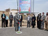 آغاز عملیات ساخت مدرسه ۶ کلاسه در مبارکه