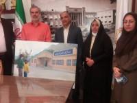 نشست مدیرعامل جامعه خیرین مدرسه ساز کشوربا رئیس کل روابط عمومی بانک ملی ایران