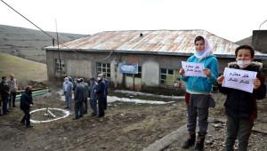 آغاز احداث مدرسه ای خیّر ساز در روستای خشه حیران نمین