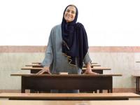 مهشید خاکبازنژاد خیر مدرسه ساز به پویش من مادرم بچه های ایران فرزند من پیوست
