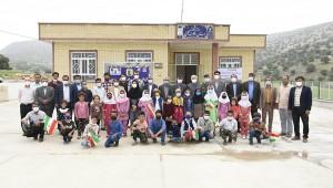 ساخت ۳۰۵ مدرسه و کتابخانه توسط بنیاد قلم چی