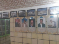 راه اندازی غرفه خیرین مدرسه ساز در همدان