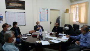 جلسه برنامه ریزی کمیسیون امور اجتماعی برگزار شد