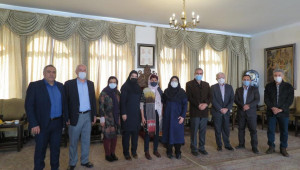 اولین نشست جامعه خیرین مدرسه ساز کشور با اعضا و رئیس شورای خلیفه گری ارامنه تهران