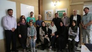 بازدید از انجمن حامی/ ۱۵ پروژه در دست اجرای این انجمن بررسی شد