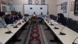 چهارمین جلسه هیات مدیره درسال جاری برگزارشد