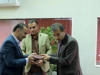 تجلیل از اعضای ستادبیستمین جشنواره خیرین مدرسه ساز استان مازندران