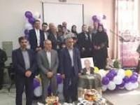 آیین بهره برداری از دبیرستان زنده یاد حاج رمضان کیوانیان در ناحیه 4 برگزار گردید