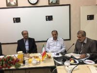 پنجمین جلسه هیات مدیره جامعه خیرین مدرسه ساز کشور برگزار شد