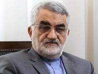 """علاءالدین بروجردی درگذشت """"دکتر محمدرضا حافظی"""" را تسلیت گفت"""