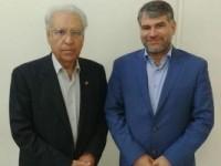 ساداتینژاد درگذشت «محمدرضا حافظی» را تسلیت گفت