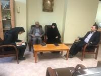 مشارکت بانو نیک اندیش برای تکمیل یک واحد آموزشی در تهران