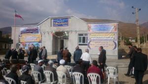 افتتاح  یک مدرسه خیر ساز در سیلوانای آذربایجان غربی