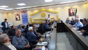 انتخاب  اعضای هیات مدیره مجمع خیرین مدرسه ساز آذربایجان غربی