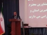 نهمين جشنواره خيرين مدرسه ساز شهرستان خلخال استان اردبیل برگزار شد