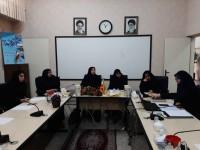 جلسه کمیسیون بانوان جامعه خیرین مدرسه ساز کشور برگزار شد