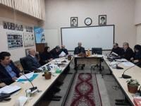 چهاردهمین جلسه هیات مدیره جامعه خیرین مدرسه ساز کشور برگزار شد