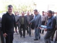 مدرسه خیر شهریار لقمانی در قائمیه اصفهان به بهره برداری رسید
