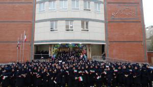 مراسم جشنواره نکوداشت خیر مدرسه ساز قلم چی در منطقه 9 تهران برگزار شد