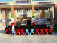 بهره برداری از  شش مدرسه خیر ساز در اردبیل