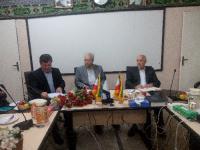 جلسه ی هیات مدیره جامعه خیرین مدرسه ساز کشور برگزار شد