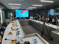 جلسه هیات مدیره مجمع خیرین مدرسه ساز شهرستان های استان تهران برگزار شد