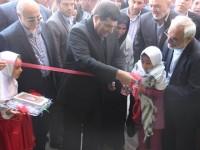 افتتاح مدرسه برکت  توسط رئیس ستاد اجرایی فرمان حضرت امام (ره)