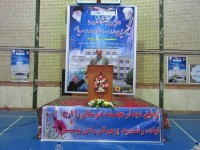 دومین جشنواره خیرین مدرسه ساز  منطقه خاروانای استان آذربایجان شرقی برگزار شد
