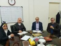 امضاء تفاهم نامه ساخت مدرسه دو کلاسه در سیستان و بلوچستان