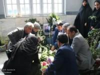 بزرگداشت خیرمدرسه ساز مرحوم حاج عبدالرحیم فاضل نیا در ساری