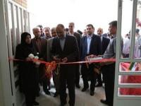 بهره برداری از مدرسه شهدای بانک ملی در سمیرم