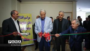 دفتر نمایندگی مجمع خیرین مدرسه ساز در منطقه 11 تهران افتتاح شد / سیاوش زرآزوند مسئول نمایندگی این منطقه شد