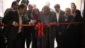 مراسم افتتاح مدرسه خیرساز آرهاشم  منطقه 3 تهران- 9 اسفندماه 95