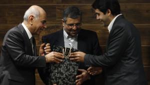افتتاح دبستان آرمینه مصلی نژاد در منطقه 6 تهران
