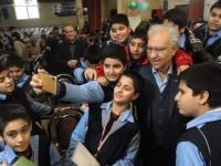 جشنواره مدرسه دکتر حافظی در منطقه 10 تهران برگزار شد