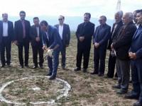 آغاز ساخت عملیات مدرسه خیر ساز زنده یاد «سید ابراهیم موسوی»