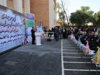 ۱۰۷ فضای آموزشی، پرورشی و ورزشی در خوزستان به بهره برداری رسید