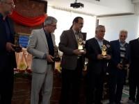 جشنواره خیرین مدرسه ساز منطقه 15 تهران در دبستان خیرساز میلاد برگزار شد