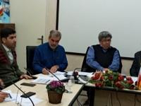 اولین جلسه کمیسیون امور استانها برگزارشد