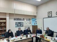 پانزدهمین جلسه هیات مدیره جامعه خیرین مدرسه ساز کشور برگزار شد