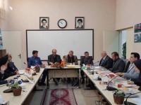 اولین جلسه کمیسیون نظارت و قوانین برگزار شد