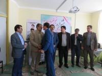 جشنواره خیرین مدرسه ساز در شهرستان سیروان