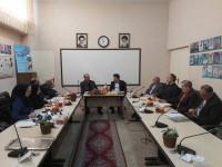 دومین جلسه کمیسیون اقتصادی جامعه خیرین مدرسه ساز کشور برگزار شد