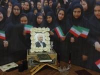 مراسم چهلمین روز درگذشت دکتر حافظی برگزار شد