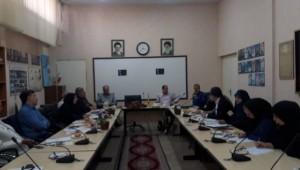 جلسه هیات مدیره جامعه خیرین مدرسه ساز کشور برگزار شد
