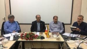 ششمین جلسه هیات مدیره جامعه خیرین مدرسه ساز کشور برگزار شد