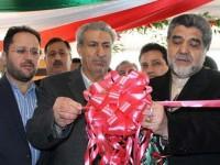 افتتاح آموزشگاه 16 کلاسه سردار جنگل در شهرستان پیشوا