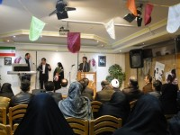 دومين جشنواره نکوداشت خیرین مدرسه ساز در دبيرستان شاهد ايثار منطقه 3 تهران برگزار شد